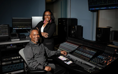 A Neve® Genesys Black Console for Audio Engineers of Detroit
